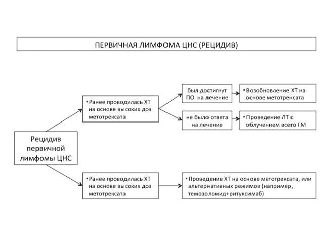 Первичные опухоли центральной нервной системы